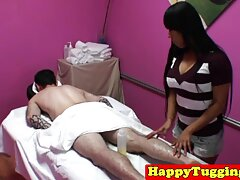 Három Leszbikus Ázsiai szex porno csicsolina forró. Gyönyörű lány simogatni, baszni egymást, használja vibrátorok, pánt.